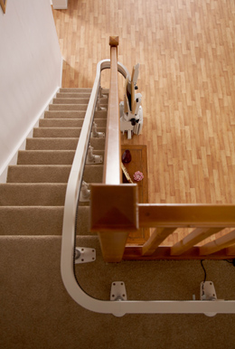 Acorn Stairlift Curved