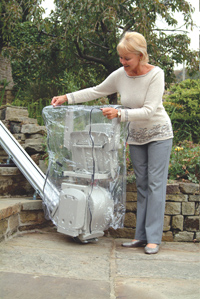 Acorn Stairlift Outside Use